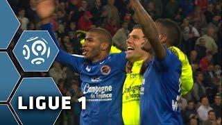 SM Caen - Montpellier Hérault SC (2-1)  - Résumé - (SMC - MHSC) / 2015-16