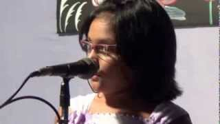 Chhoto Boro, Rabindranath Tagore, Recitation by Adrika Shinjini 10/10/2013