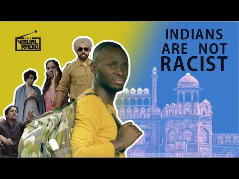 Indians are not Racist | Being Black in India | The Visual Radio thumbnail