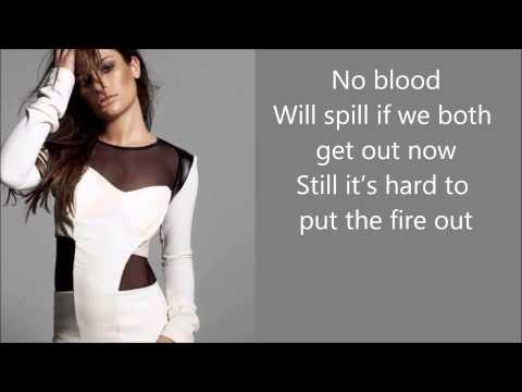 Battlefield - Lea Michele lyrics!