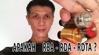 Tutorial Perbedaan RBA, RDA, dan RDTA (Recommended Basic Knowledge)