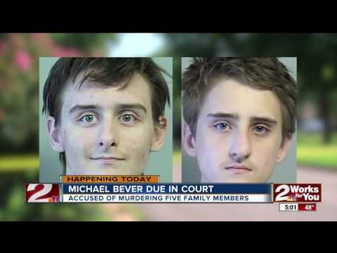 Michael Bever due in court for discovery hearing - YouTube
