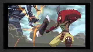 Sengoku Basara is not a historical anime par excellence, but rather...