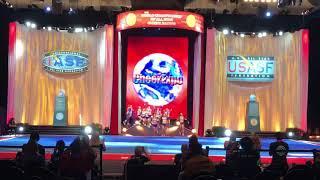 Oympia Cheerleading Nike Worlds 2018
