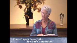 Susan Eckler, Head Prayer Chaplain, Unity Church of Venice, October 14, 2012