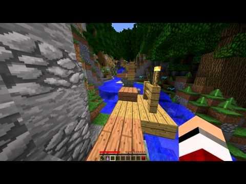 Minecraft parkour | FullHD 60 FPS