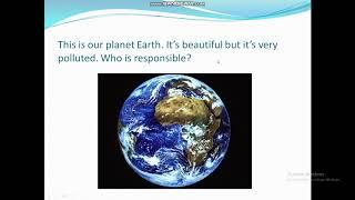 Unit 9 Save Our Planet