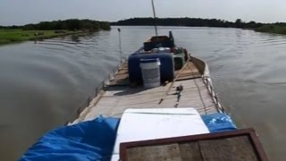 Descente sur le fleuve Niger