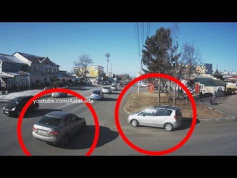 Astakada Арсеньев ДТП 21 января 2019 ул. Жуковского