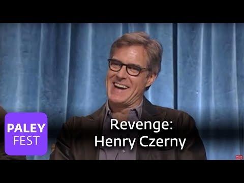 Revenge  Henry Czerny on Conrad's Motivations
