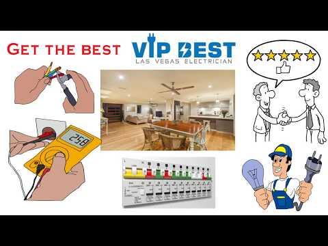 VIP Best Las Vegas Electrician
