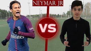 بشار عربي يتحدى نيمار فالمهارات!! | Challenge Vs Neymar