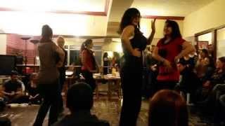 Flamenko Ankara Derneği Fiesta ve İmza Günü'nden