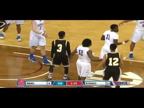 Byrnes basketball  -2016 South Carolina State Championship-