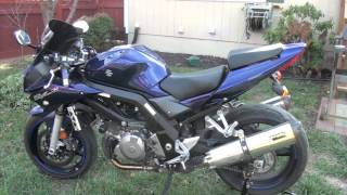 Two Brothers Exhaust Suzuki Sv1000s HD