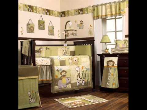 8 Piece Crib Set, Azania ; Boys Crib Bedding Sets, Best Baby Bedding