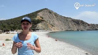 Beach Cala Jondal | Travel to Ibiza