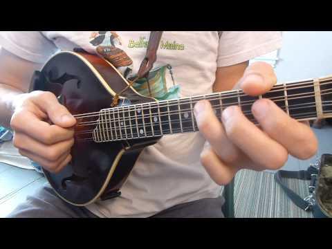 Old Joe Clark - Mandolin Lesson