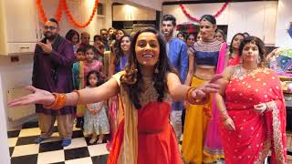 The making of Mrs Kapoor's Daughter's Wedding title track British Asian Producer Kiran Thakrar