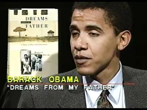 Barack Obama 1995 Interview on Dreams From My Father Part ...