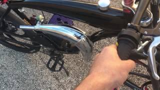 ZEDA80 50mm piston super torque 66/80cc motorized bicycle bike gt80 RSe