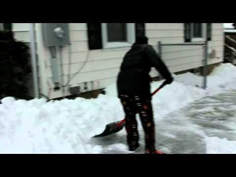 Winter in Massachusetts 2013