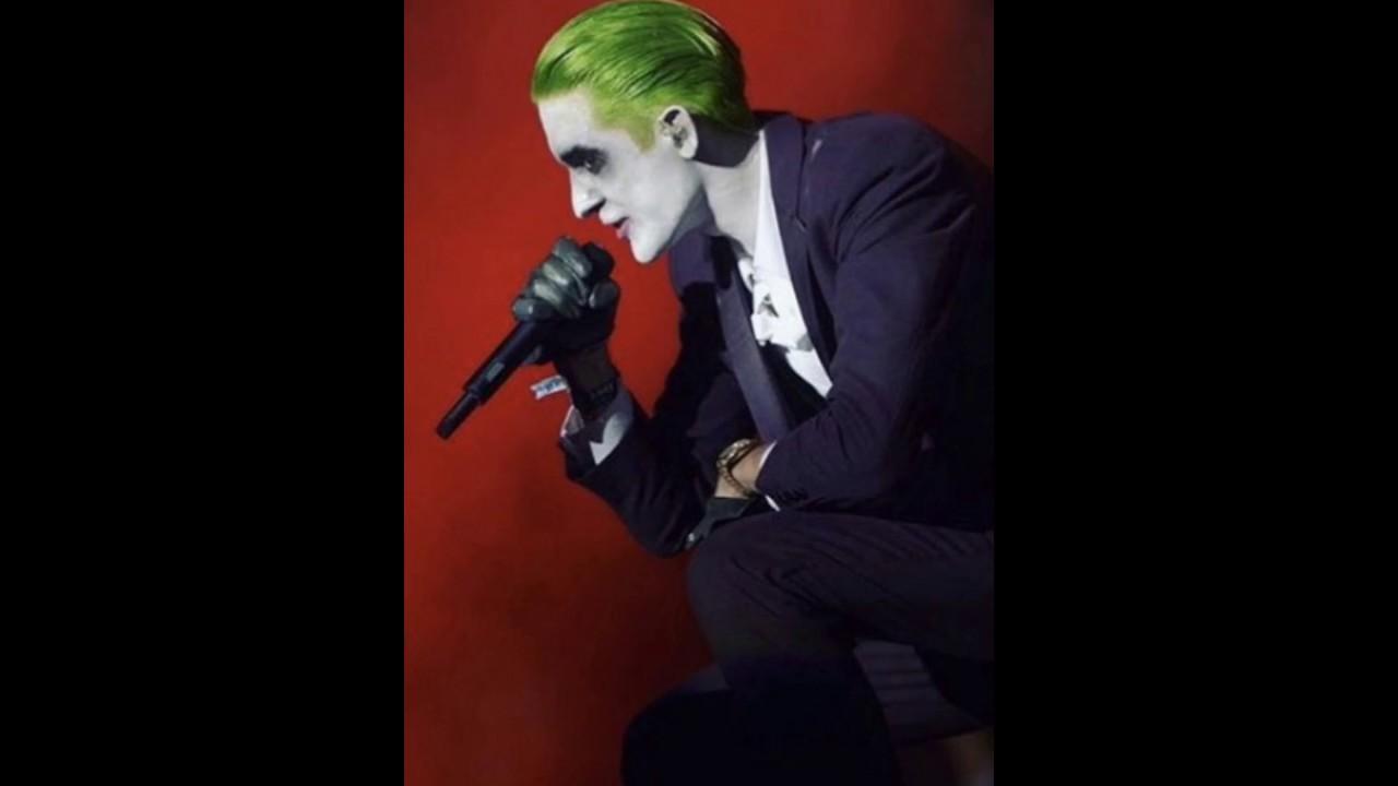 G Eazy As Joker On His Instagram Voodoo Experience