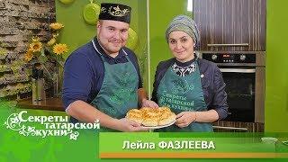 Ароматные ватрушки по рецепту помощника президента РТ Лейлы ФАЗЛЕЕВОЙ