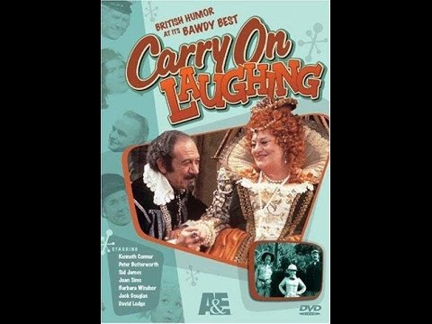 Carry On Laughing S01  E01 The Prisoner Of Spenda  Old Series