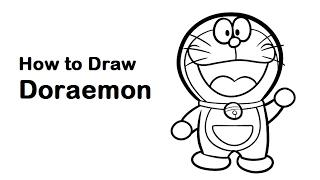 how to draw nobita and shizuka step by step