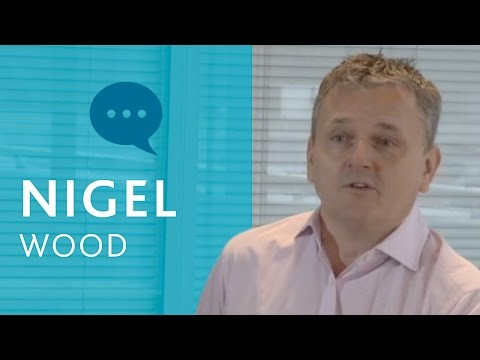 Nigel Wood, Digital Director, Capita Customer Management
