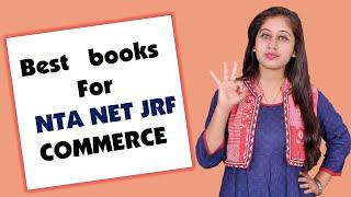 Best books for NTA NET COMMERCE PAPER 2 Niharika Jaiswal