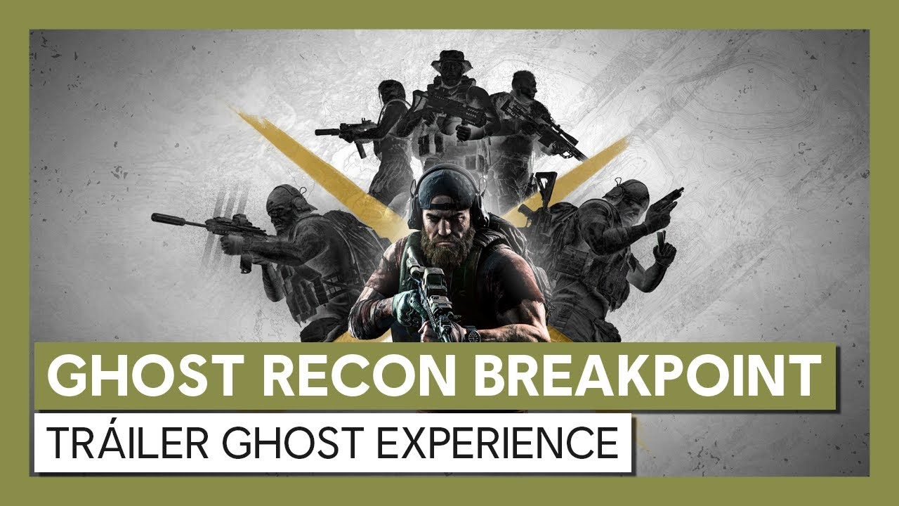 Ghost Recon Breakpoint - Tráiler Ghost Experience