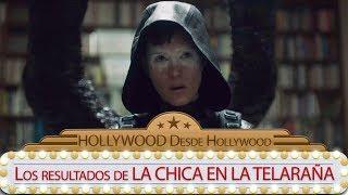 LA CHICA EN LA TELARAÑA - los motivos de su fracaso - DE PELÍCULA - Hollywood desde Hollywood