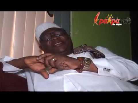 HOW I FORMED NIGERIA CHASE FEDERATION   DR SYLVAN EBIGWEI MON