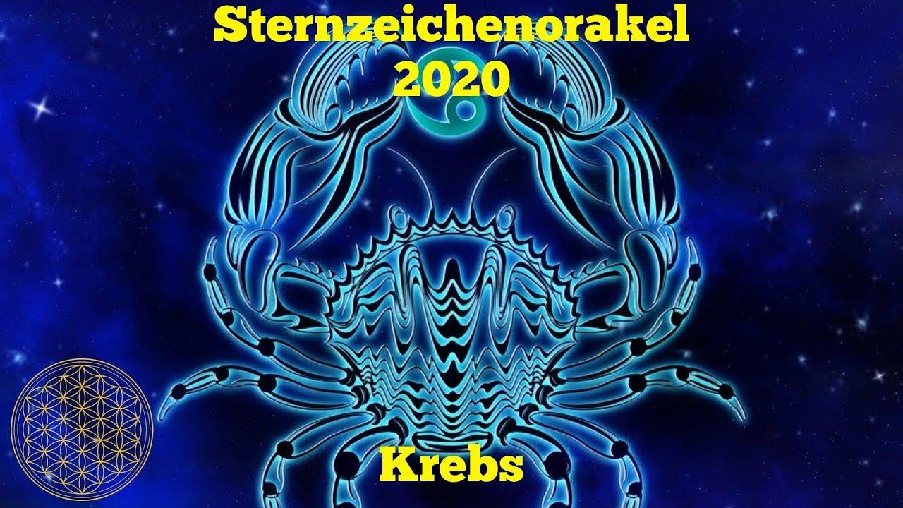 Sternzeichen Krebs 2020 Dein Jahresorakel Jahreshoroskop