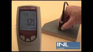 PosiTector 200 INL S A(Medidor de espesor sobre madera y hormigon., 2015-08-13T17:41:35.000Z)