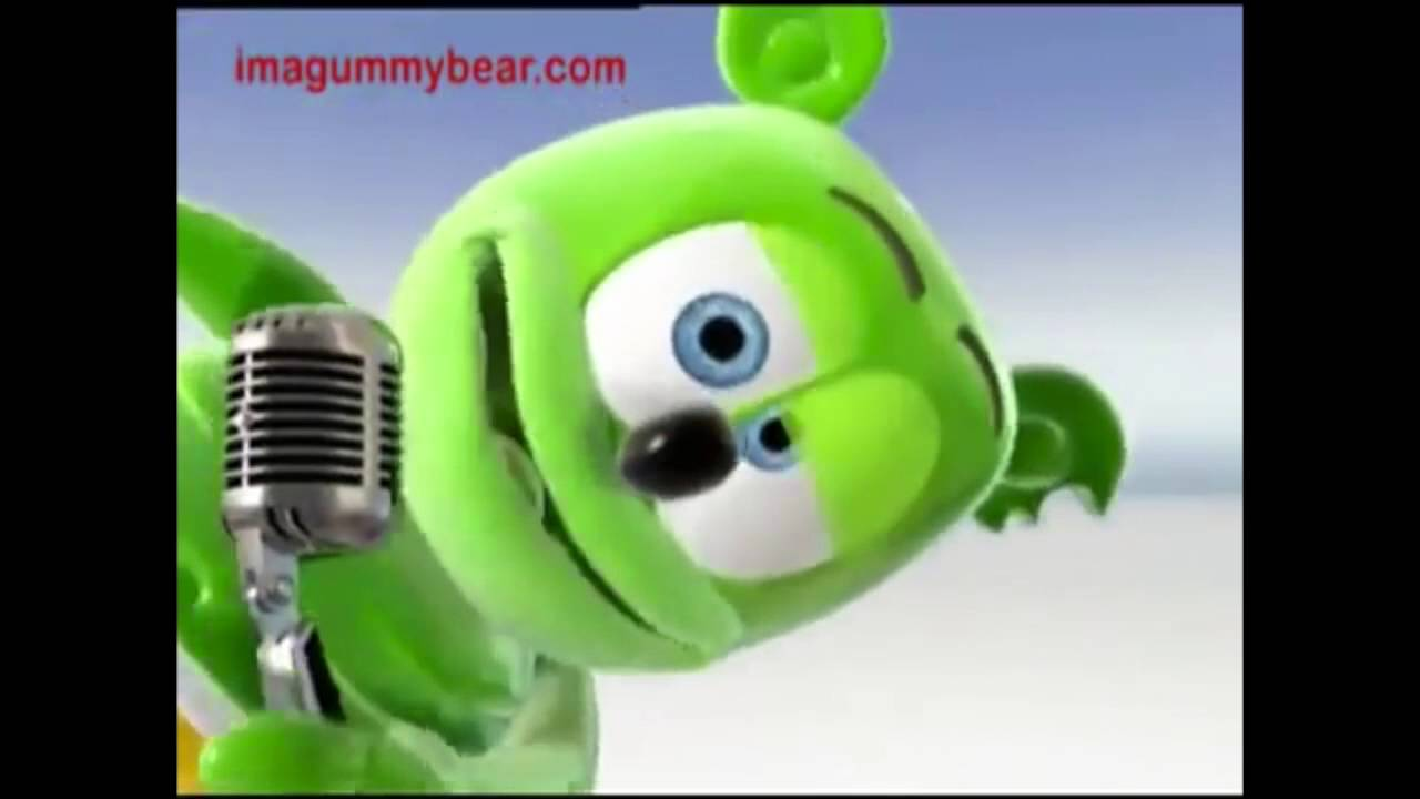 imagummybear song