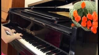Открытый урок по фортепиано Хейман Мария