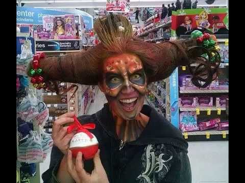 FUNNY STRANGE CRAZY PEOPLE of Walmart People - YouTube