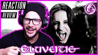 """ELUVEITIE """"King"""" - REACTION / REVIEW"""