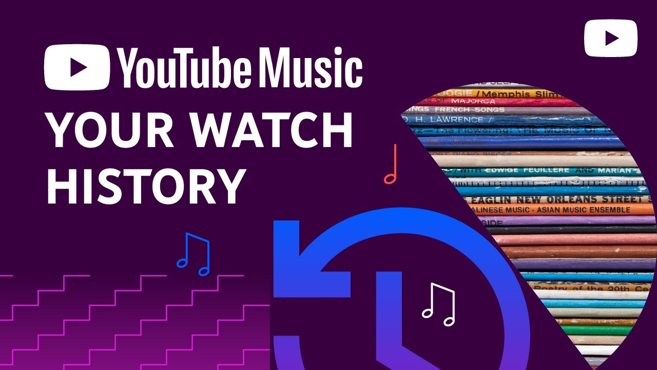 How To View Delete Or Pause Watch History In Youtube Music Youtube