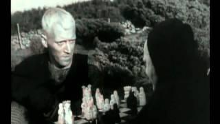 LA PARTITA A SCACCHI CON LA MORTE (IL SETTIMO SIGILLO di Ingmar  Bergman 1957)