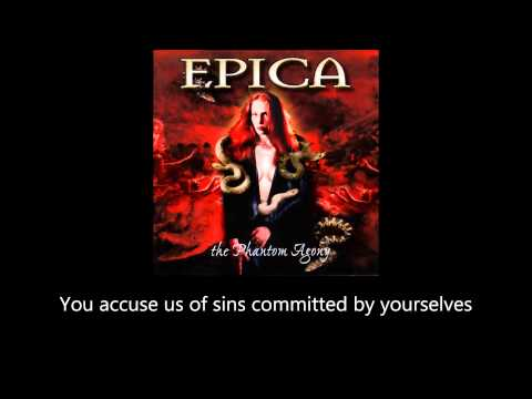 Epica - Cry For The Moon (Lyrics)