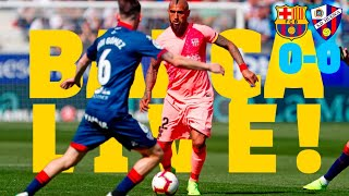 ⚽ HUESCA-BARÇA (0-0) | BARÇA LIVE | Warm up & Match Center🔥