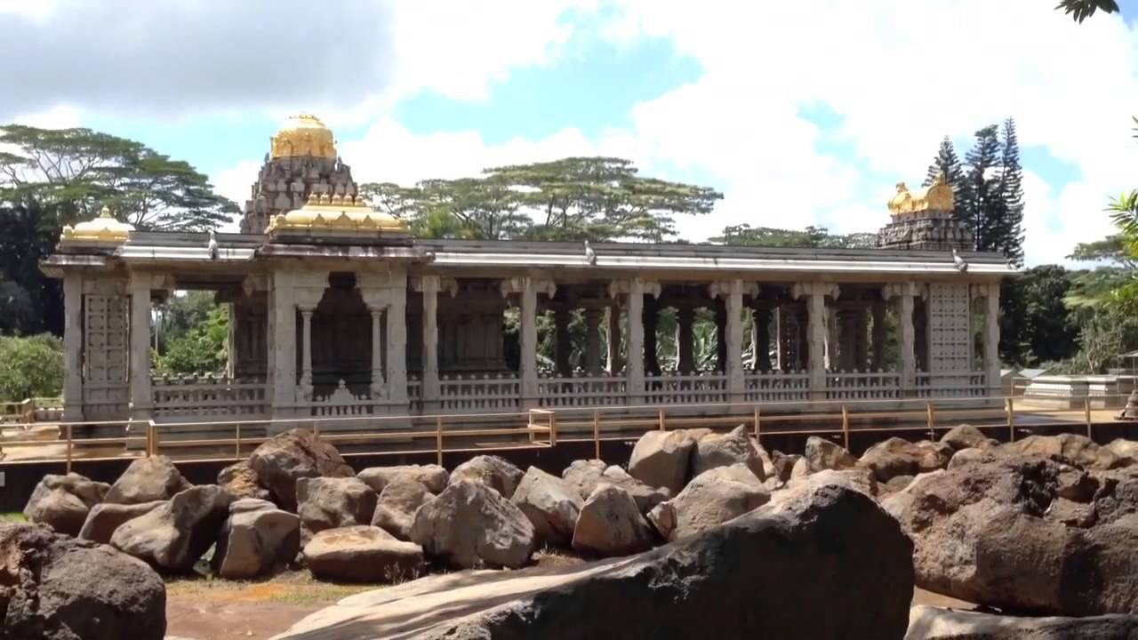Shiva Temple In Hawaii Islands