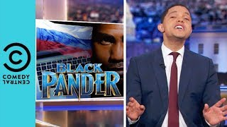 Russia's African American Voter Suppression | The Daily Show With Trevor Noah