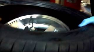 stretching tires with felix