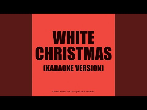 White Christmas (In The Style Of The Supremes)