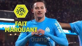 Florian Thauvin régale pour la 15ème journée de Ligue 1 Conforama / 2017-18
